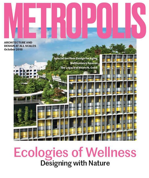 Metropolis Cover - 10/1/2018