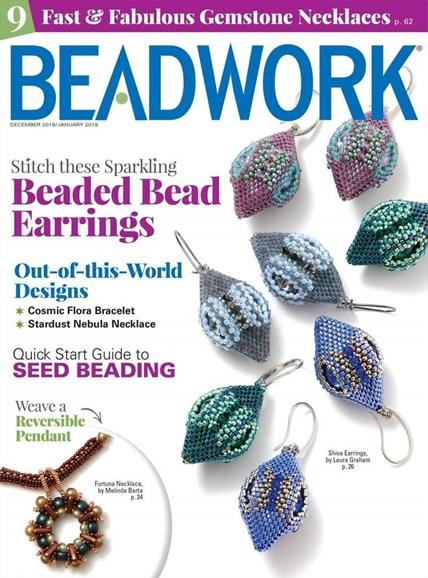 Beadwork Cover - 12/1/2018