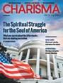 Charisma Magazine | 11/2018 Cover