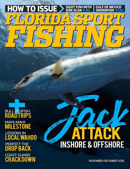 Florida Sport Fishing Cover - 11/1/2018