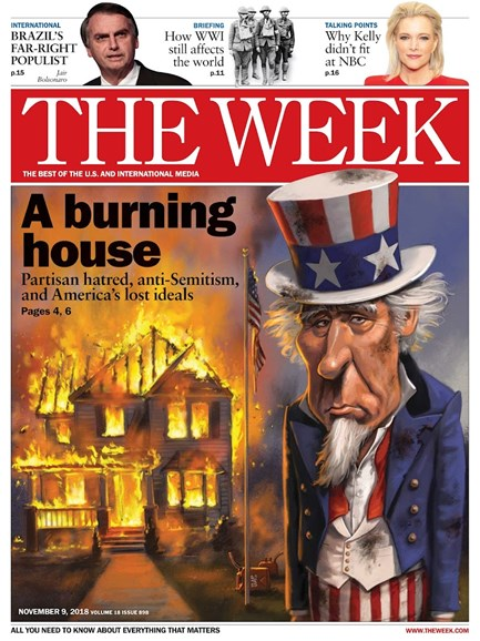 The Week Cover - 11/9/2018