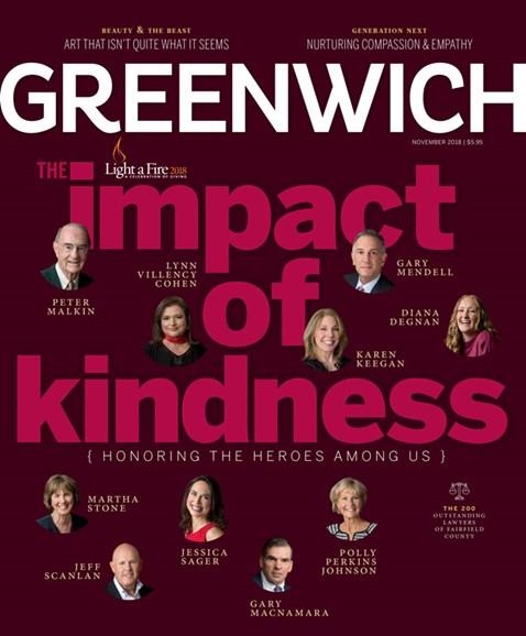 Greenwich Cover - 11/1/2018