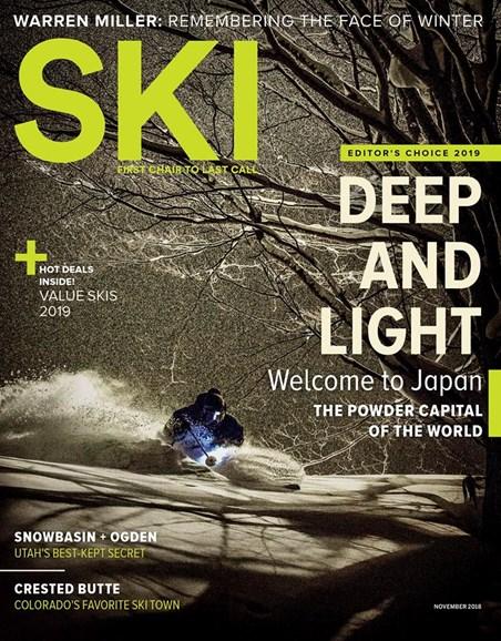 Ski Cover - 11/1/2018