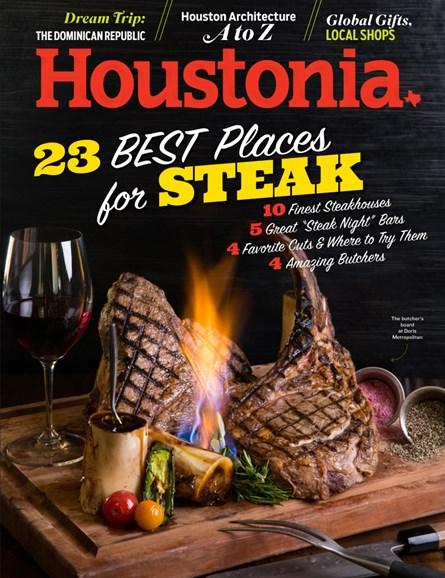 Houstonia Cover - 11/1/2018