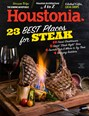 Houstonia Magazine | 11/2018 Cover