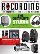 Recording Magazine 11/1/2018