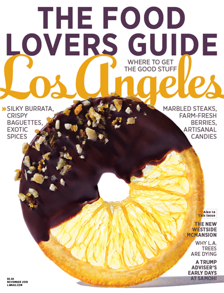 Los Angeles Cover - 11/1/2018