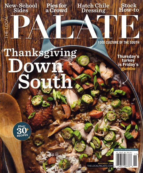 The Local Palate Cover - 11/1/2018