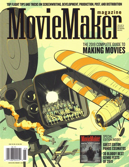 Moviemaker Magazine Cover - 10/1/2018