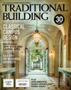 Traditional Building Magazine | 10/1/2018 Cover