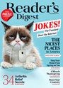 Reader's Digest Magazine   11/2018 Cover