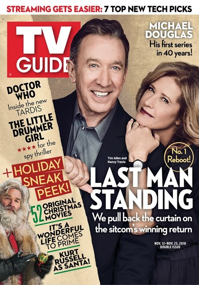 TV Guide Cover - 11/12/2018