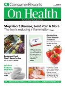 Consumer Reports On Health Magazine 8/1/2018