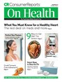 Consumer Reports On Health Magazine | 11/2018 Cover