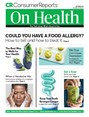 Consumer Reports On Health Magazine | 10/2018 Cover