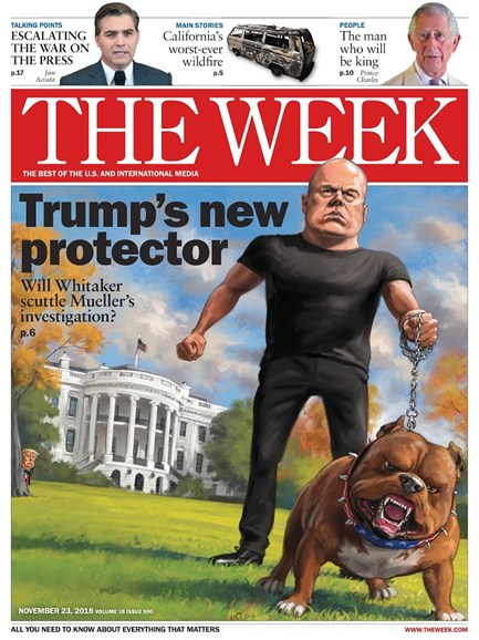 The Week Cover - 11/23/2018