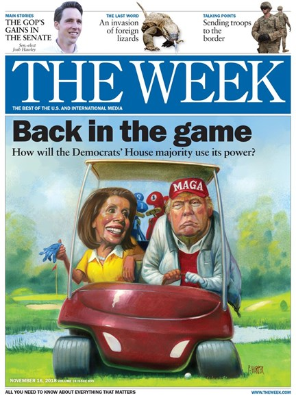 The Week Cover - 11/16/2018
