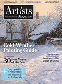 Artists Magazine | 1/2019 Cover