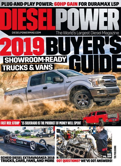 Diesel Power Cover - 1/1/2019
