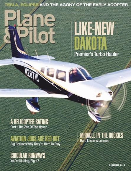 Plane & Pilot Cover - 12/1/2018