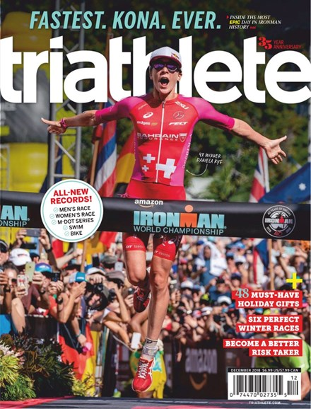 Triathlete Cover - 12/1/2018