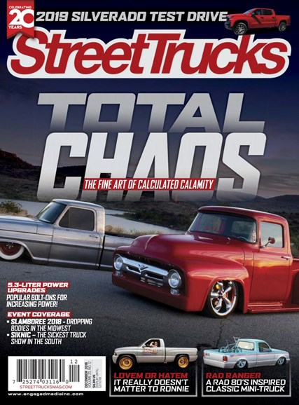 Street Trucks Cover - 12/1/2018