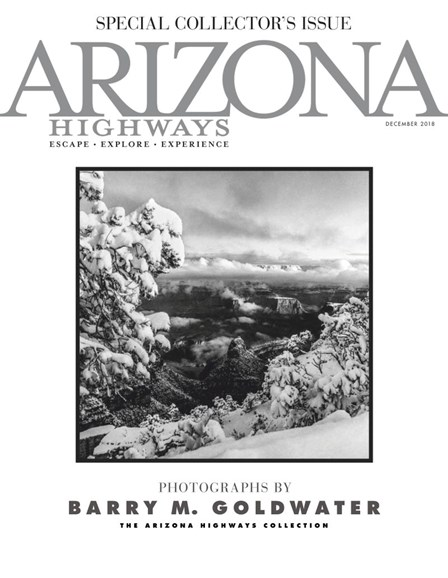 Arizona Highways Cover - 12/1/2018