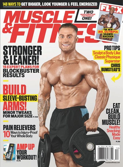 Muscle & Fitness Cover - 12/1/2018