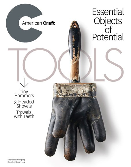 American Craft Cover - 12/1/2018
