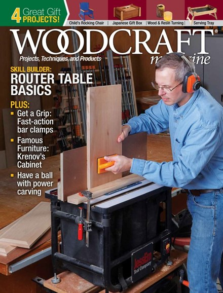Woodcraft Cover - 12/1/2018