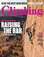 Climbing Magazine | 12/2018 Cover