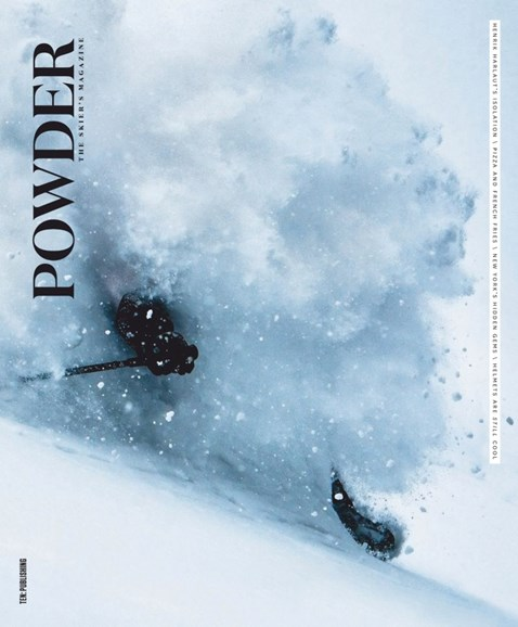 Powder Cover - 12/1/2018