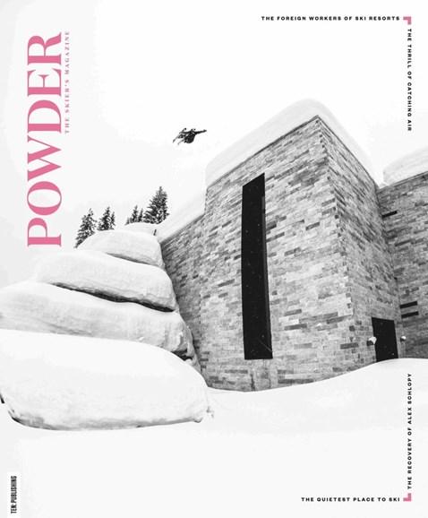 Powder Cover - 11/1/2018