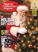 Sports Collectors Digest | 11/23/2018 Cover