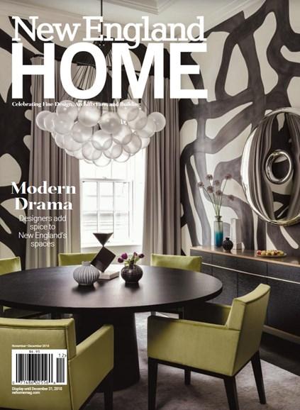 New England Home Cover - 11/1/2018