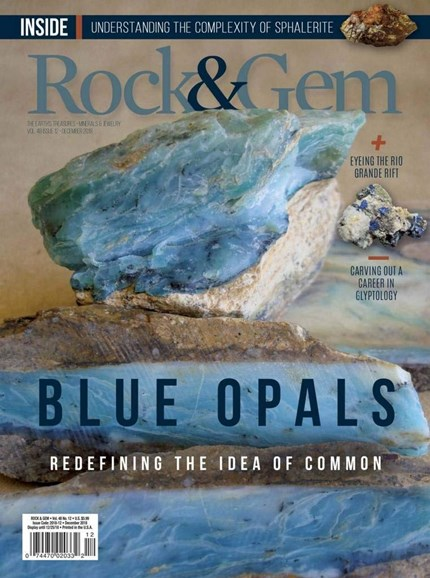 Rock & Gem Cover - 12/1/2018