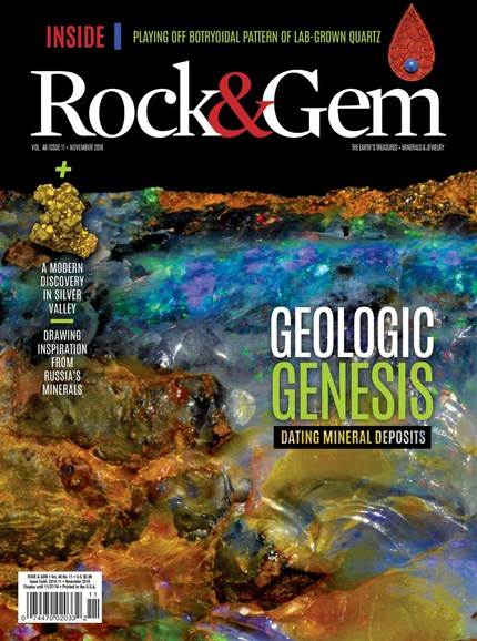 Rock & Gem Cover - 11/1/2018