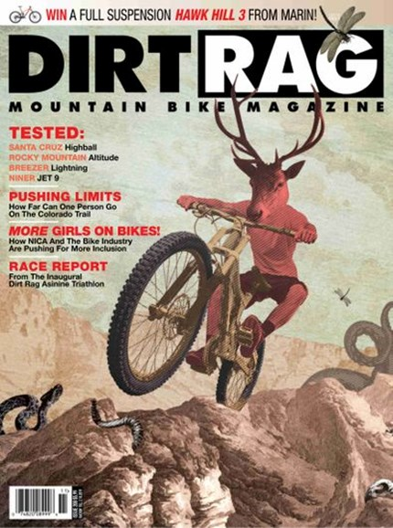 Dirt Rag Cover - 12/1/2018