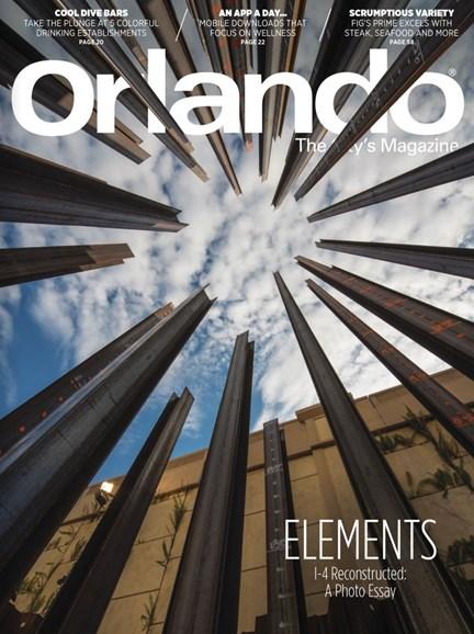 Orlando Magazine Cover - 12/1/2018