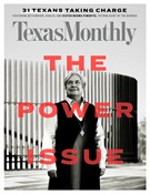 Texas Monthly Magazine 12/1/2018
