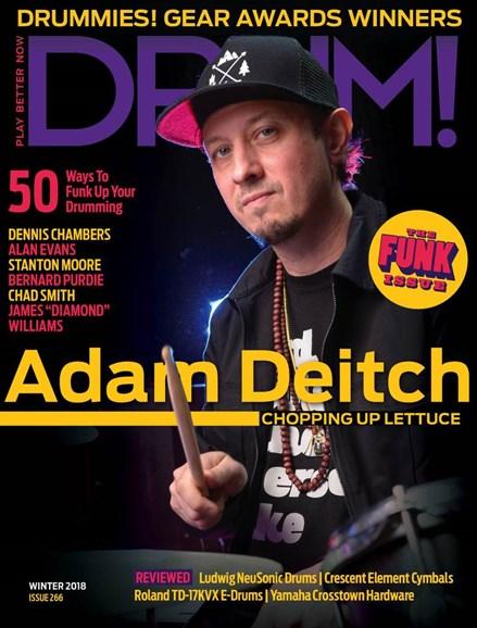 Drum! Cover - 12/1/2018