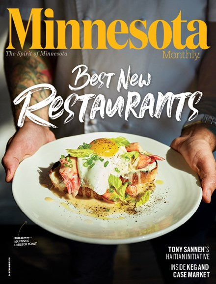 Minnesota Monthly Cover - 11/1/2018