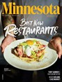 Minnesota Monthly Magazine | 11/2018 Cover