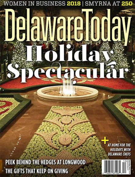 Delaware Today Cover - 12/1/2018