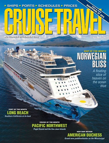 Cruise Travel Cover - 11/1/2018