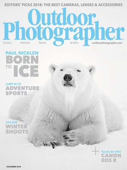 Outdoor Photographer Cover - 12/1/2018