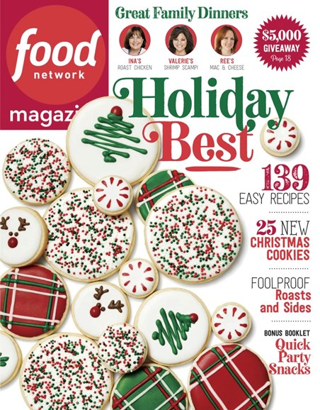 Food Network Cover - 12/1/2018