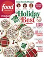 Food Network Magazine | 12/2018 Cover