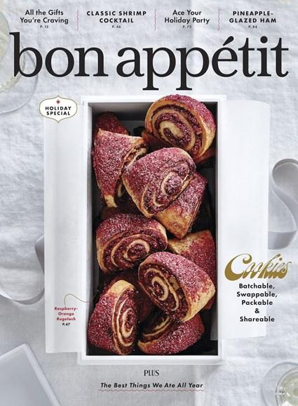 Bon Appétit Cover - 12/1/2018