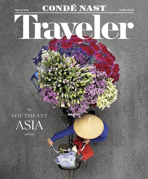 Condé Nast Traveler Cover - 12/1/2018